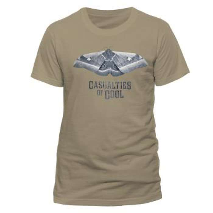 Casualties Of Cool - Moth T-Shirt - Devin Townsend