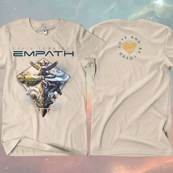 Devin Townsend Empath Jersey Beanie Hat Official Metal Band Merch New
