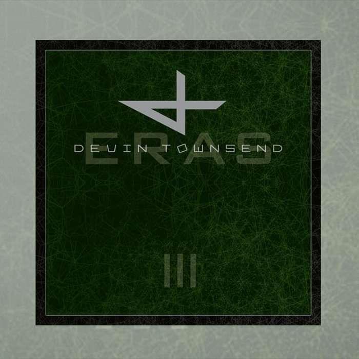 Devin Townsend - BLACK 10LP 'Eras - Vinyl Collection Part lII' - Devin Townsend