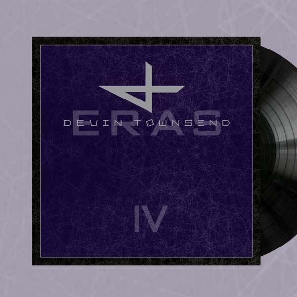 7445f577067447 Devin Townsend - BLACK 9LP 'Eras - Vinyl Collection Part lV'. $150.05. Pre- order now