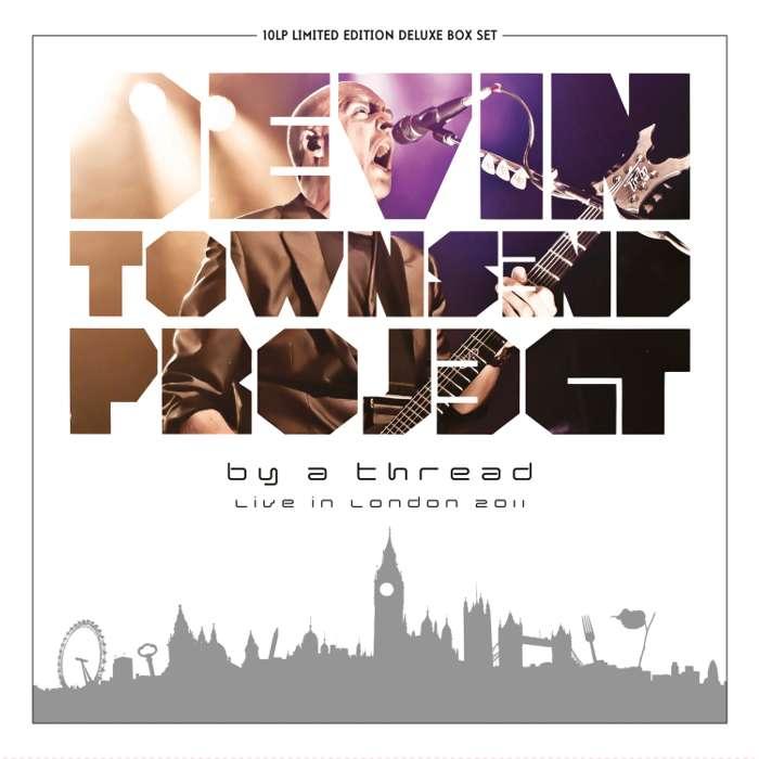 Devin Townsend - 'By A Thread' 10LP Purple Vinyl Box Set - Devin Townsend