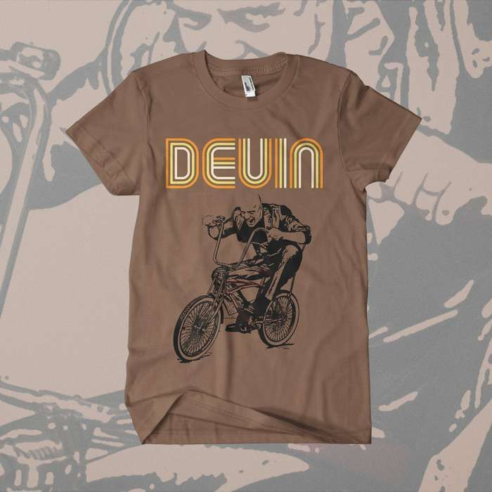 Devin Townsend - 'Chopper' T-Shirt - Devin Townsend