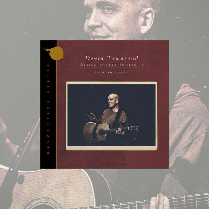 Devin Townsend - 'Devolution Series #1 - Acoustically Inclined, Live in Leeds' Ltd. CD Digipak - Devin Townsend