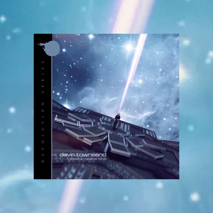 Devin Townsend - 'Devolution Series #2 - Galactic Quarantine' Ltd. CD+Blu-ray Digipak - Devin Townsend