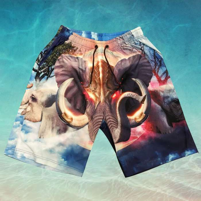 Devin Townsend - 'Elephant' Shorts - Devin Townsend