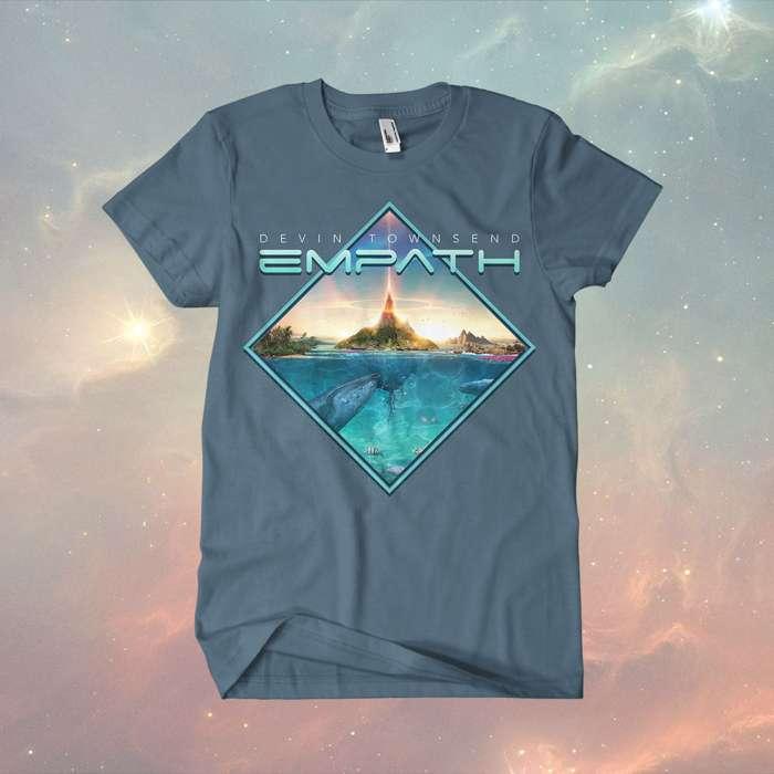 Devin Townsend - 'Empath' Album T-Shirt - Devin Townsend