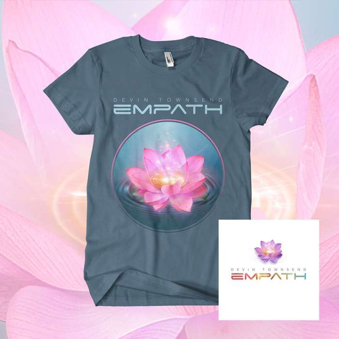 Devin Townsend - 'Empath - The Ultimate Edition' Limited Deluxe 2CD + 2Blu-Ray Artbook + T-Shirt Bundle - Devin Townsend