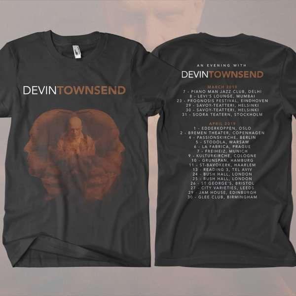 W Ultra Shop - Devin Townsend UB82