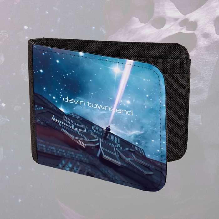 Devin Townsend - 'Galactic Quarantine' Wallet - Devin Townsend