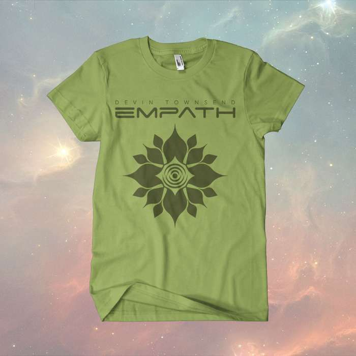 Devin Townsend - 'Green Lotus' T-Shirt - Devin Townsend