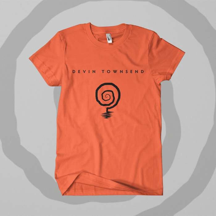Devin Townsend - 'Improvisation #1' T-Shirt - Devin Townsend