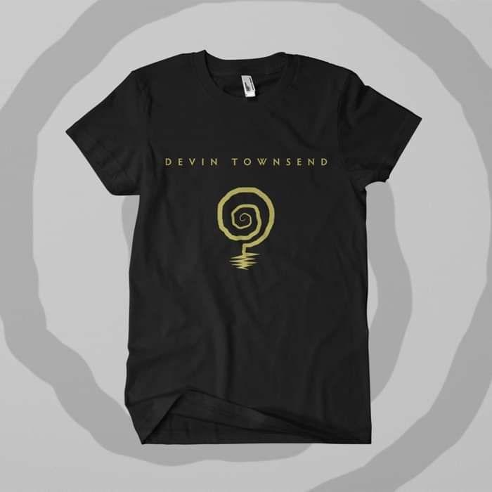 Devin Townsend - 'Improvisation #2' T-Shirt - Devin Townsend