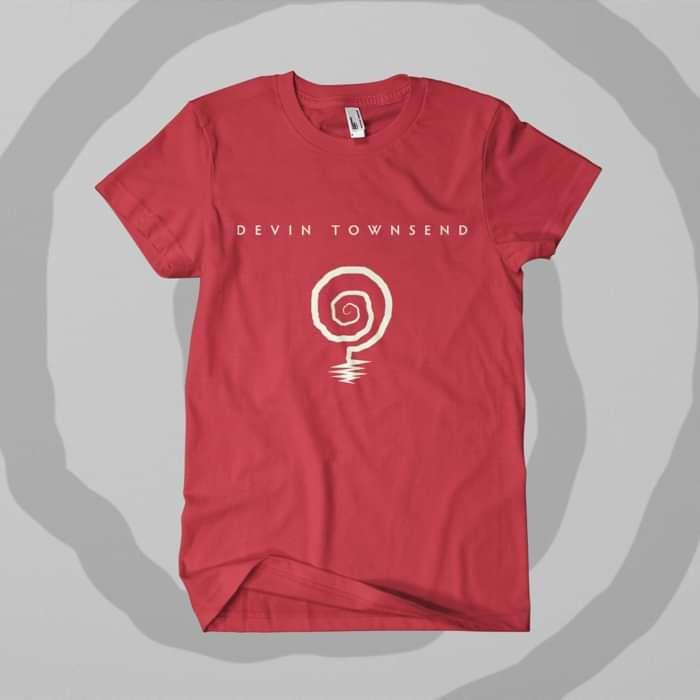 Devin Townsend - 'Improvisation #3' T-Shirt - Devin Townsend