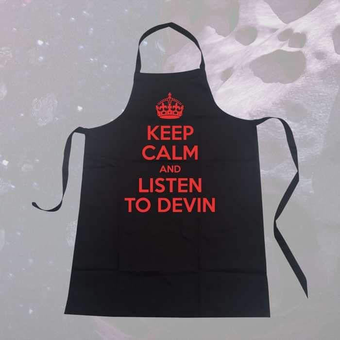 Devin Townsend - 'Keep Calm' Apron - Devin Townsend