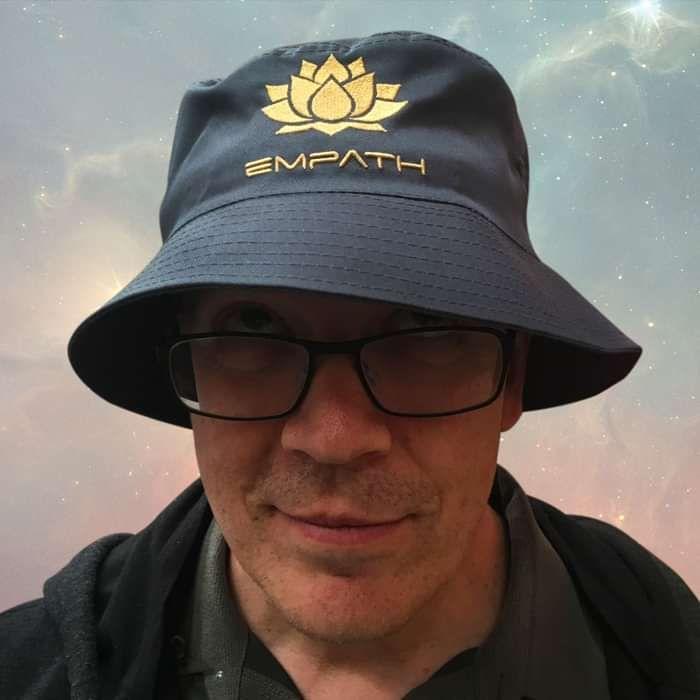 Devin Townsend - 'Lotus' Bucket Hat - Devin Townsend