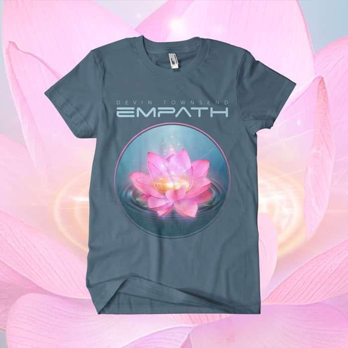 Devin Townsend - 'Lotus Flower' T-Shirt - Devin Townsend