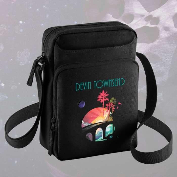 Devin Townsend - 'Order of Magnitude' Shoulder Bag - Devin Townsend