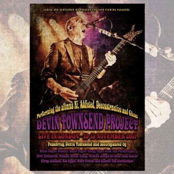 Devin Townsend - Poster - Devin Townsend