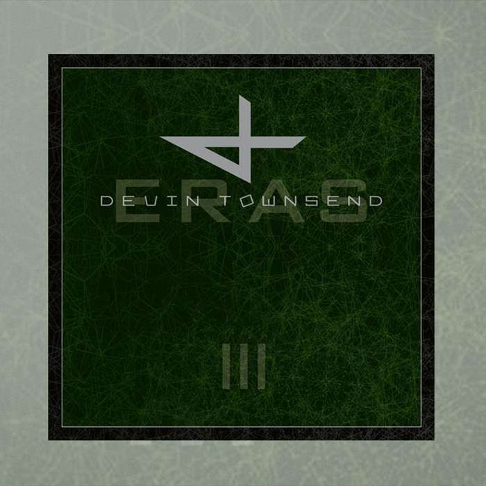 Devin Townsend - SILVER 10LP 'Eras - Vinyl Collection Part lII' *EXCLUSIVE* - Devin Townsend