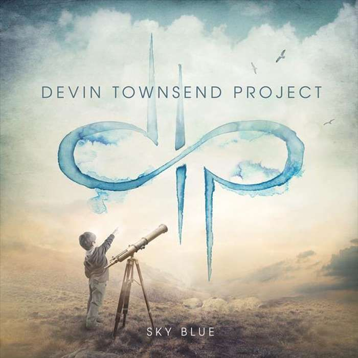 Devin Townsend - Sky Blue CD - Devin Townsend