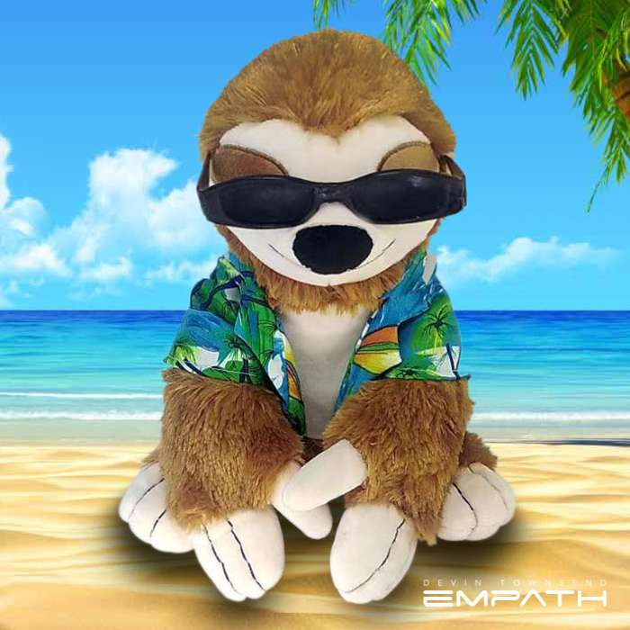 Devin Townsend - 'Sloth' Plush Toy - Devin Townsend
