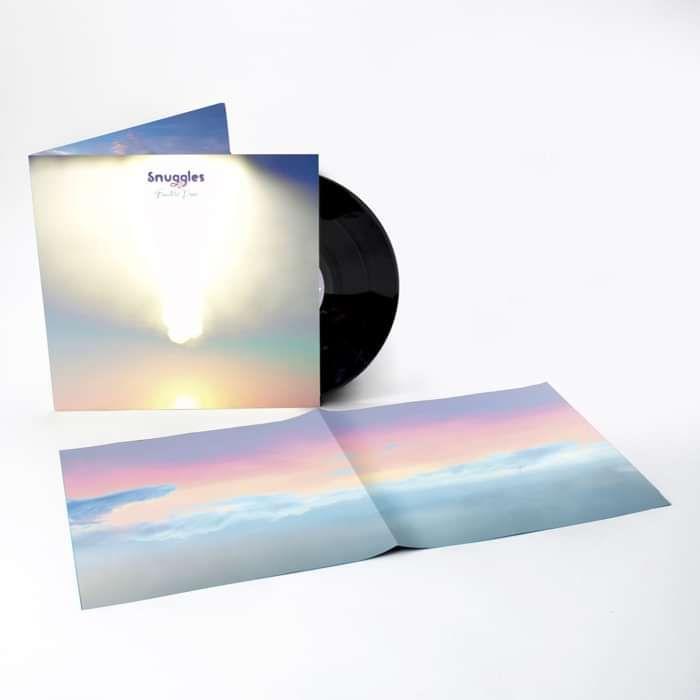 Devin Townsend - 'Snuggles' 180g LP + 'Kitty' T-Shirt Bundle - Devin Townsend