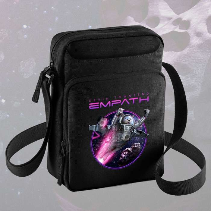 Devin Townsend - 'Space Cats' Shoulder Bag - Devin Townsend