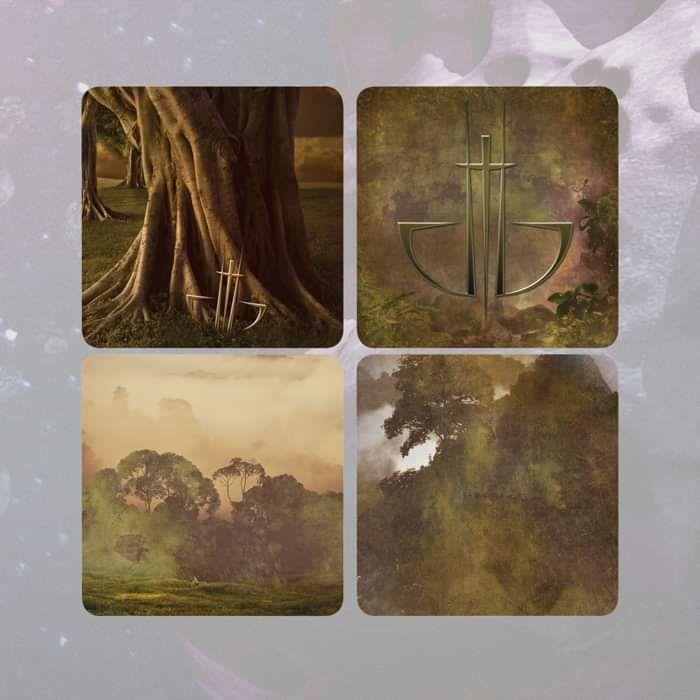 Devin Townsend - 'Synchestra' Coaster Set - Devin Townsend