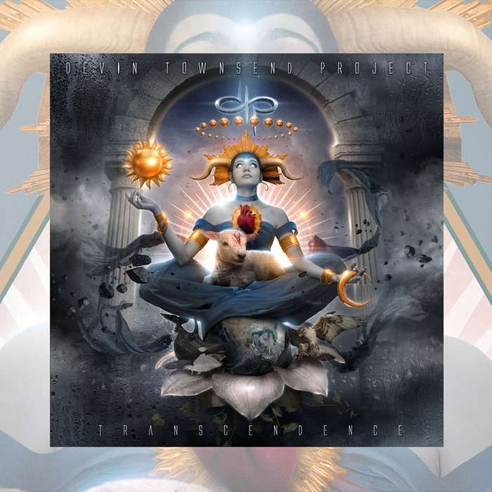 Devin Townsend - Transcendence Jewelcase CD - Devin Townsend