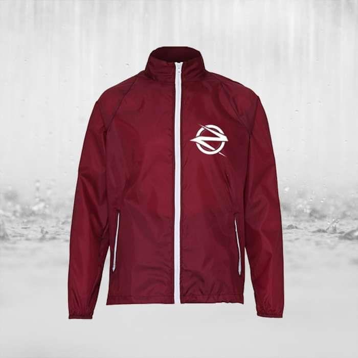 Devin Townsend - 'Z Logo' Rain Jacket - Devin Townsend