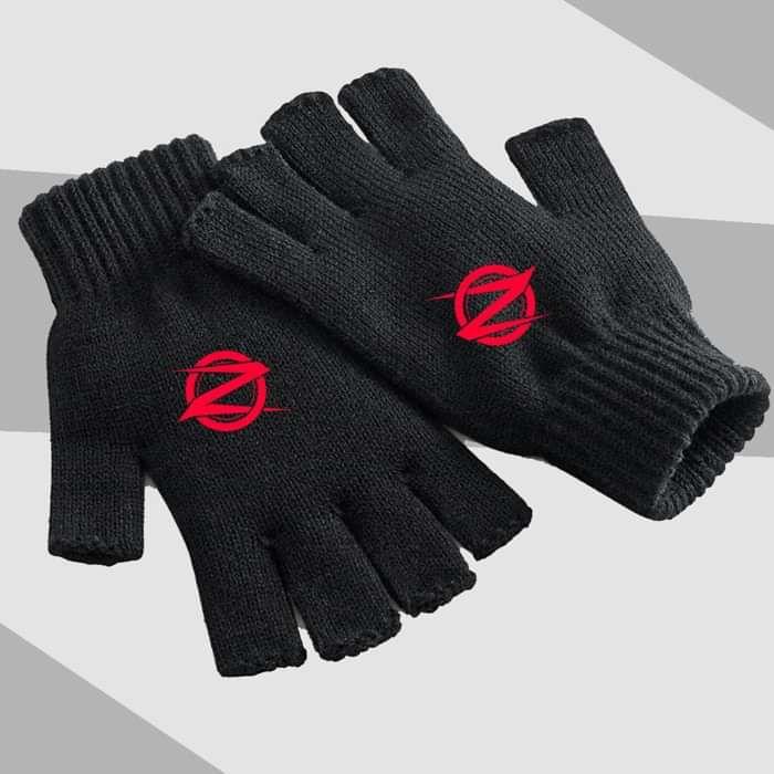 Devin Townsend - 'Ziltoid' Fingerless Gloves - Devin Townsend