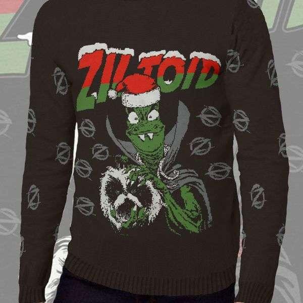 Devin Townsend - Ziltoid Knitted Jumper - Devin Townsend