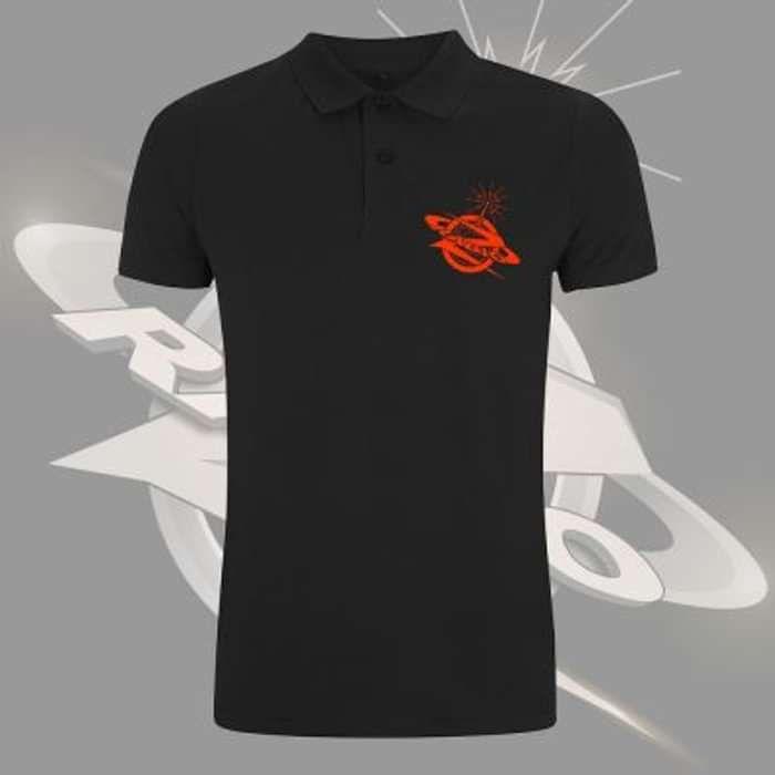Devin Townsend - Ziltoid Radio Logo Polo Shirt - Devin Townsend