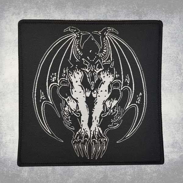 Diabolical Masquerade - 'Demon' Woven Patch - Diabolical Masquerade