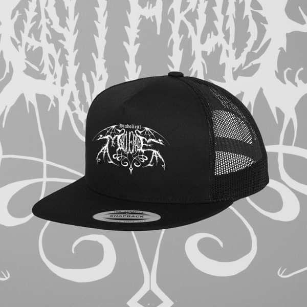 Diabolical Masquerade - 'Logo' Classic Trucker Hat - Diabolical Masquerade