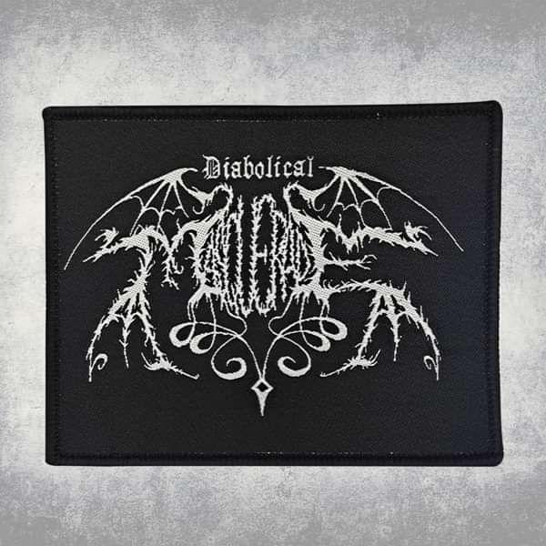 Diabolical Masquerade - 'Logo' Woven Patch - Diabolical Masquerade