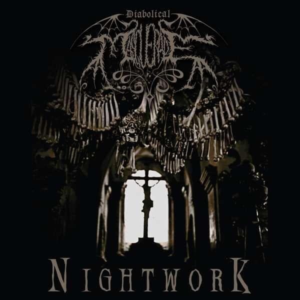 Diabolical Masquerade - 'Nightwork' CD - Diabolical Masquerade