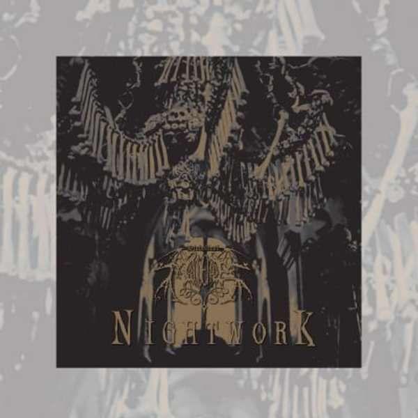 Diabolical Masquerade - 'Nightwork' Vinyl - Diabolical Masquerade