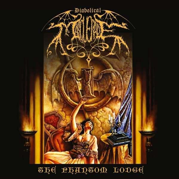 Diabolical Masquerade - 'The Phantom Lodge' CD - Diabolical Masquerade