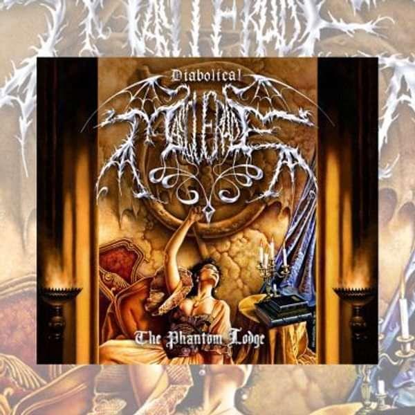 Diabolical Masquerade -  'The Phantom Lodge' Vinyl - Diabolical Masquerade