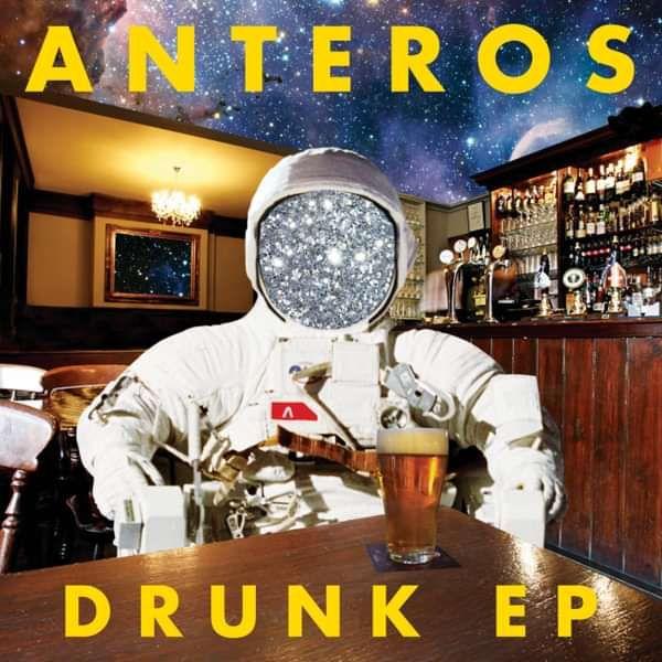 Anteros - Drunk - digital download - Distiller Music