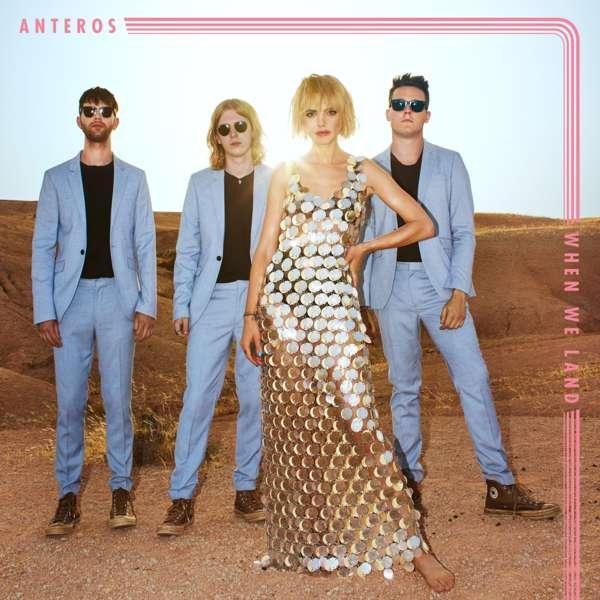 Anteros - When We Land - digital download - Distiller Music