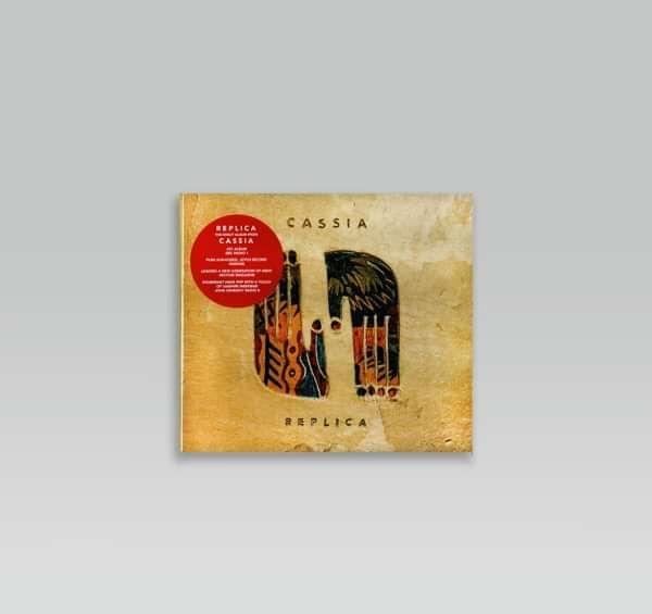 Cassia - Replica - CD - Distiller Music