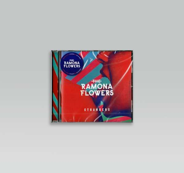 The Ramona Flowers - Strangers - CD - Distiller Music