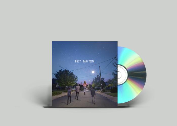 Baby Teeth - CD - DizzythebandNA