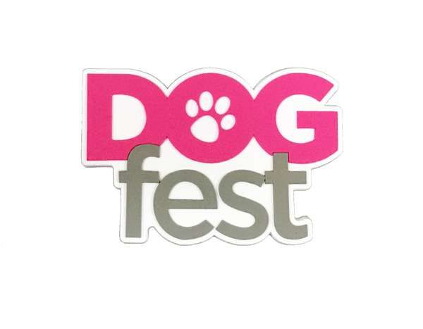 Dogfest Logo Magnet - Dogfest