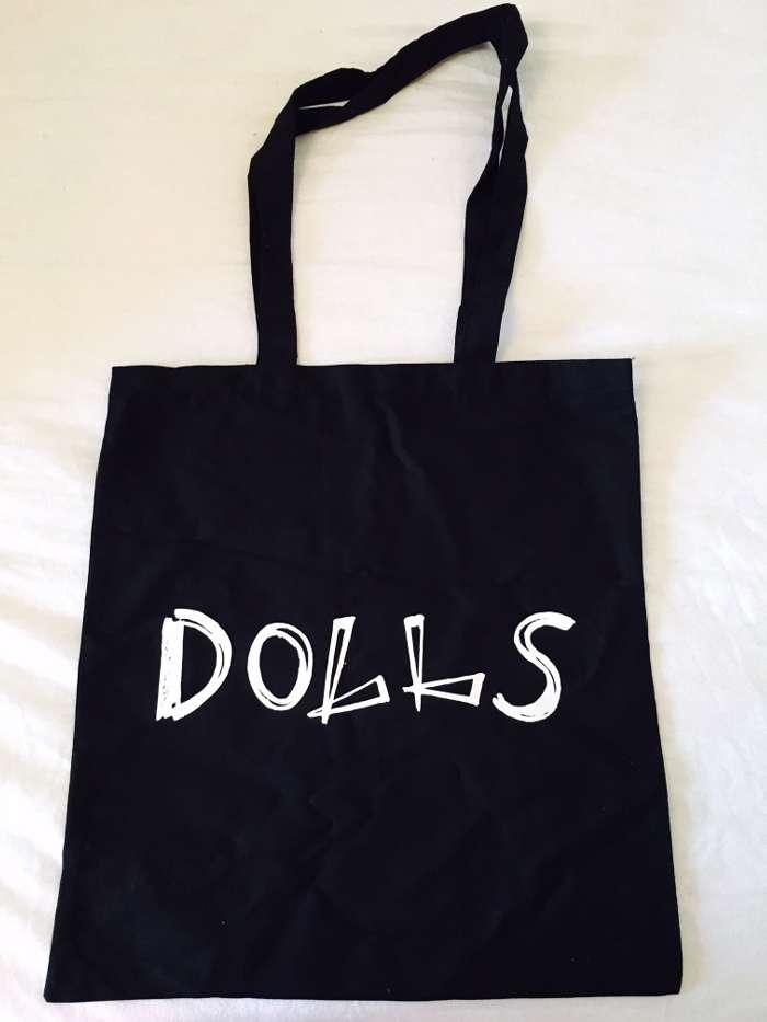 DOLLS Tote bag - DOLLS