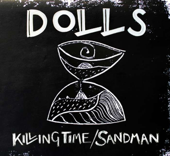 *SOLD OUT* KILLING TIME / SANDMAN CD - DOLLS