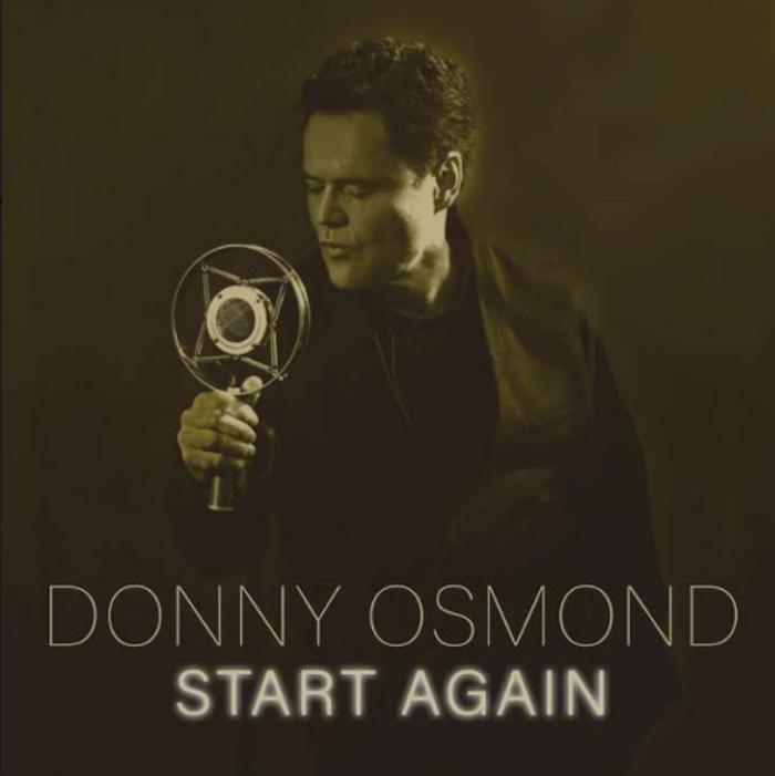 Donny's Brand New Album - START AGAIN - Donny - US