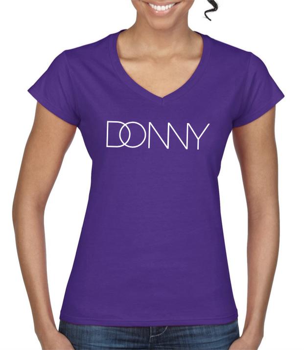 Ladies T Shirt - Donny - US